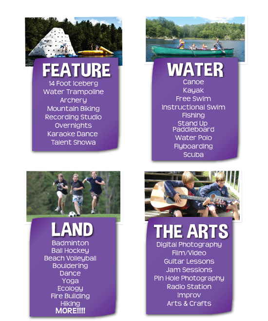 Campers Will Also Enjoy Camp Wide Games Talent Night Campfires And To Celebrate The Summer Fun We End Off Each Week With A Special Theme Day Dance